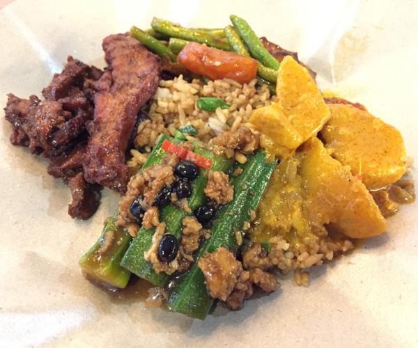 Melaka Vegan Food - Anthony Vegetarian 2
