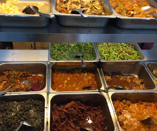 Melaka Vegan Food - Hui Yuan 1