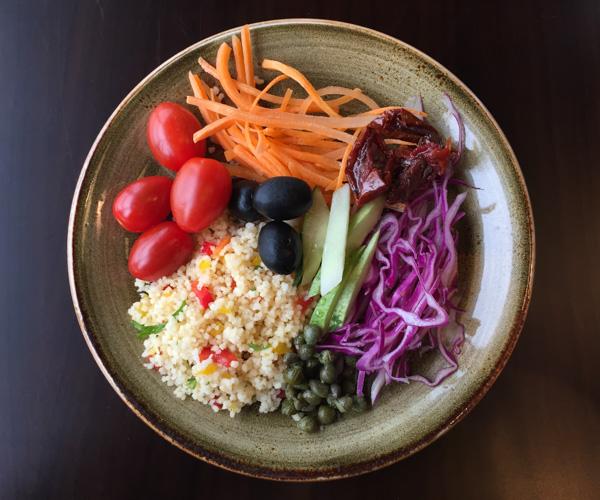 Melaka Vegan Food - Makan Kitchen 1