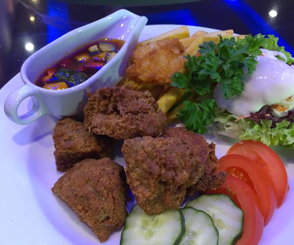 Melaka Vegan Food - Man Yuan Fang 1