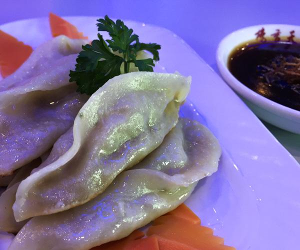 Melaka Vegan Food - Man Yuan Fang 2