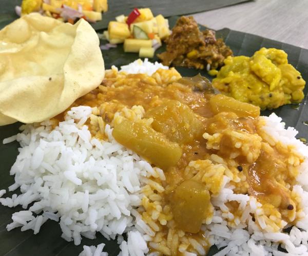 Melaka Vegan Food - Selvam 1