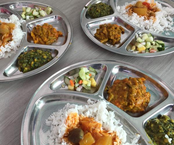 Melaka Vegan Food - Selvam 2