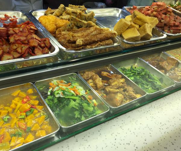 Singapore Vegan Food - eVeg Vegetarian 1