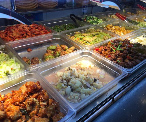 Singapore Vegan Food - Kwan Inn 1