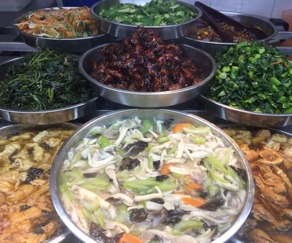 Singapore Vegan Food - Peoples Park Centre Vegetarian 2