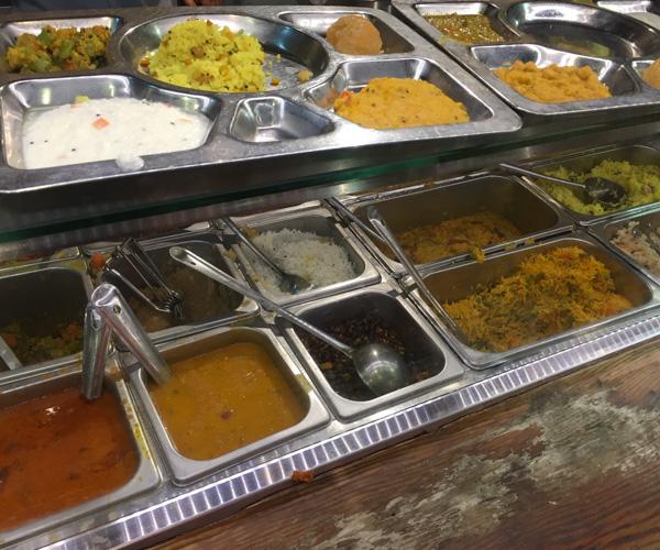 Singapore Vegan Food - Saravana Bhavan 2