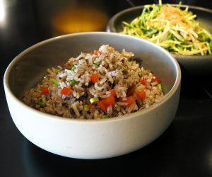 Six Senses Duxton vegan food at Yellow Pot 5