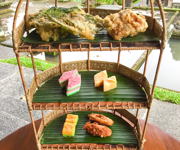The Chedi Club - Afternoon Tea 1