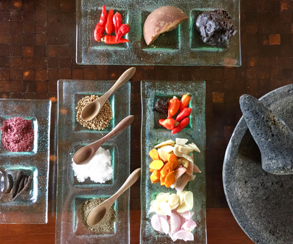 Vegan Cooking Class at The Chedi Club