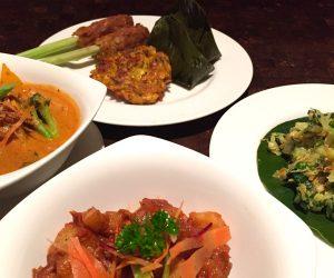 The Chedi Club - Vegan Royal Balinese Dinner