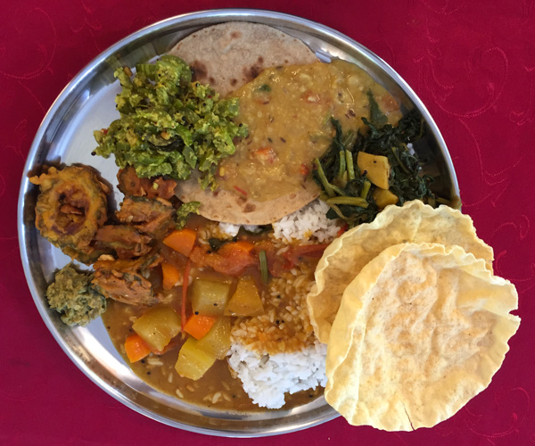 Vegan Food Johor Bahru - Annalakshmi 2
