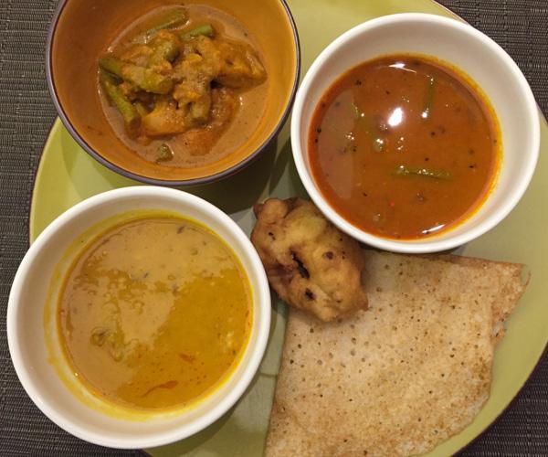 Vegan Food Johor Bahru - DoubleTree Johor Bahru 2