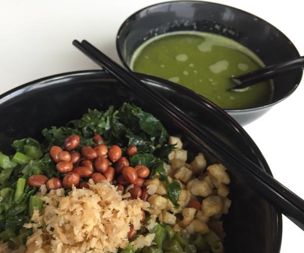 Vegan Food Johor Bahru - Green Veg Garden 2