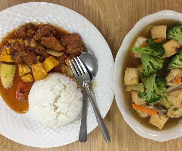 Vegan Food Johor Bahru - iVege 2