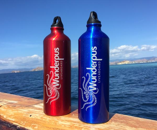 Wunderpus - Reusable bottles