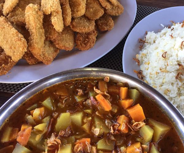 Wunderpus - Vegan food 1