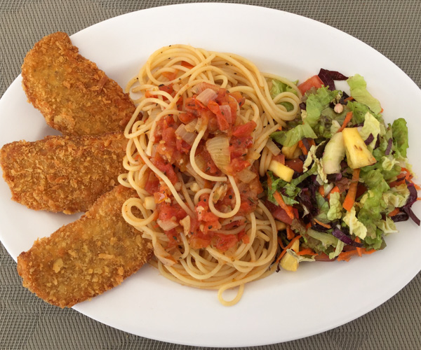 Wunderpus - Vegan food 2