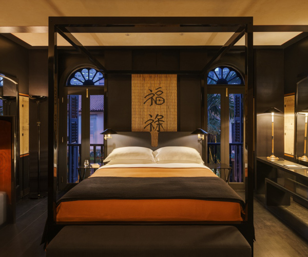 Six Senses Duxton - Opium Room