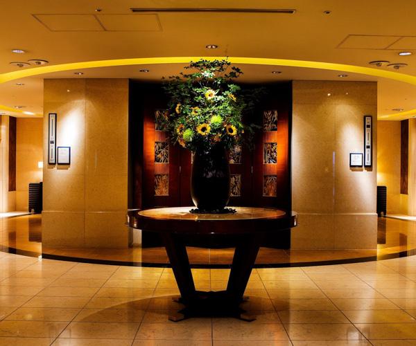ANA InterContinental Tokyo Lobby