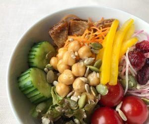 ANA InterContinental Tokyo vegan breakfast 1