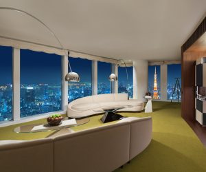 Andaz Tokyo Sky Suite