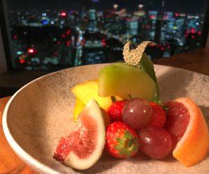 Andaz Tokyo vegan shojin ryori 4