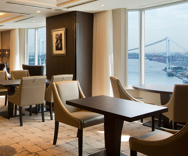 InterContinental Tokyo Bay Club Lounge