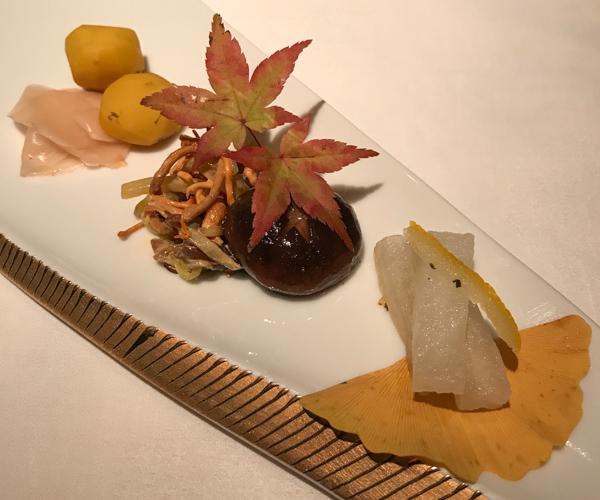 Tokyo Vegan Food at Hei Fung Terrace 1