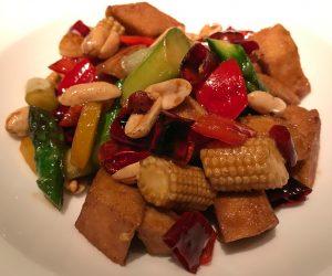 Tokyo Vegan Food at Hei Fung Terrace 2