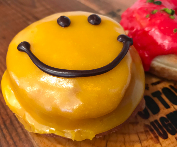 Tokyo Vegan Food from GoodTown Doughnuts 1