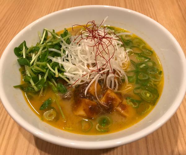 Tokyo Vegan Food from T's Tan Tan 1