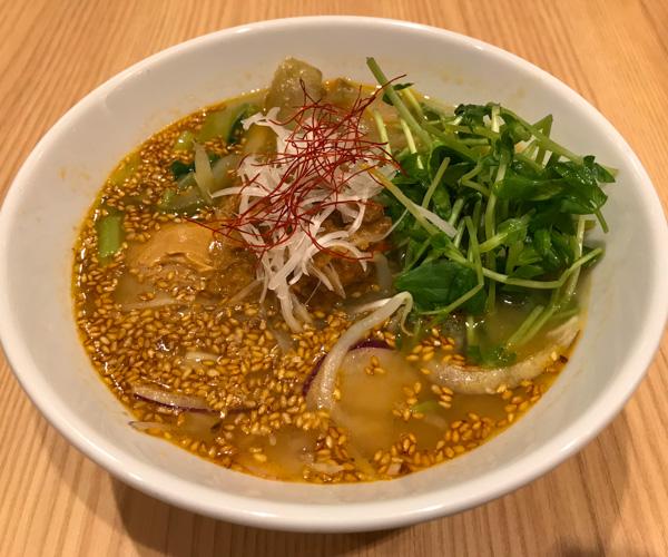Tokyo Vegan Food from T's Tan Tan 2