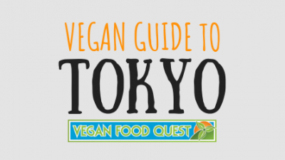 vegan guide to Tokyo featured image