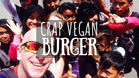 Crap Vegan Burger Featured Image