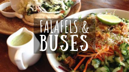 Falafels & Buses Featured Image