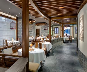 Hei Fung Terrace Dining Room
