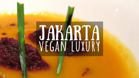 Jakarta Vegan Luxury Featured Image