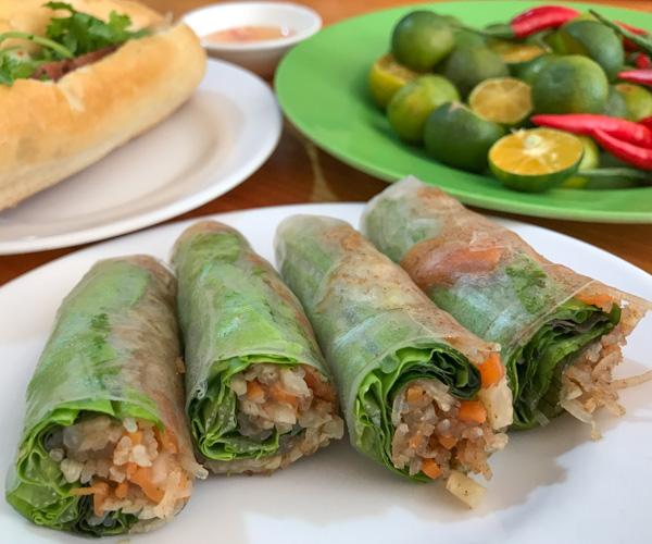 Vegan Food Phu Quoc - Khanh Ly 2