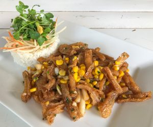 Vegan Food Phu Quoc - Mai Jo Fusion 1
