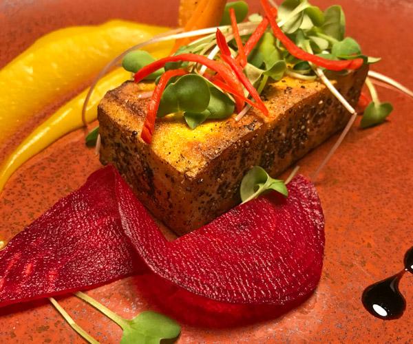 ZAZZ Urban Bangkok vegan tofu