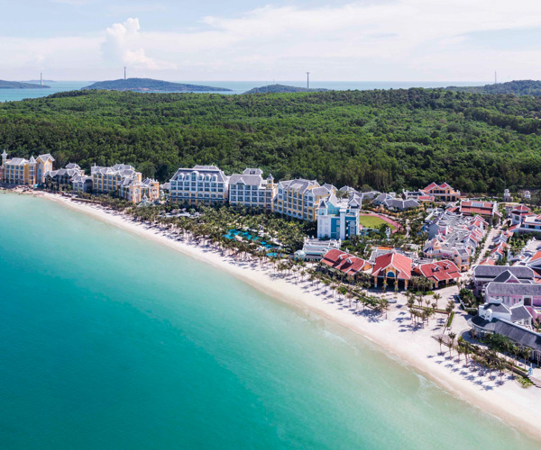 JW Marriott Phu Quoc Aerial View