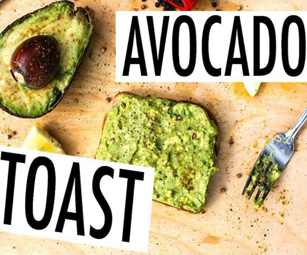 Hefalump Cafe_Avocado Toast
