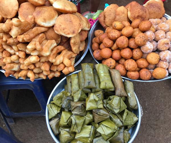 Mondulkiri vegan_street food 2