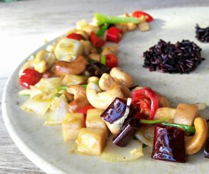 Blue Lotus Hua Hin Mushroom Stir Fry
