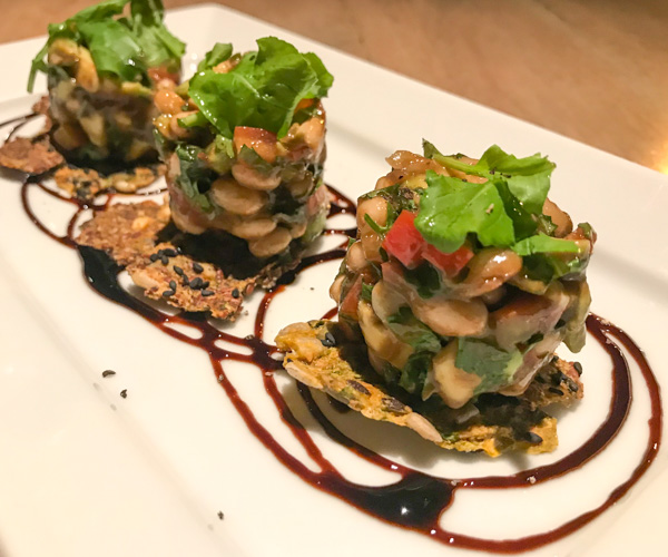 Coast at Evason Hua Hin bruschetta