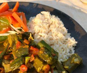 Evason Hua Hin vegan breakfast 2