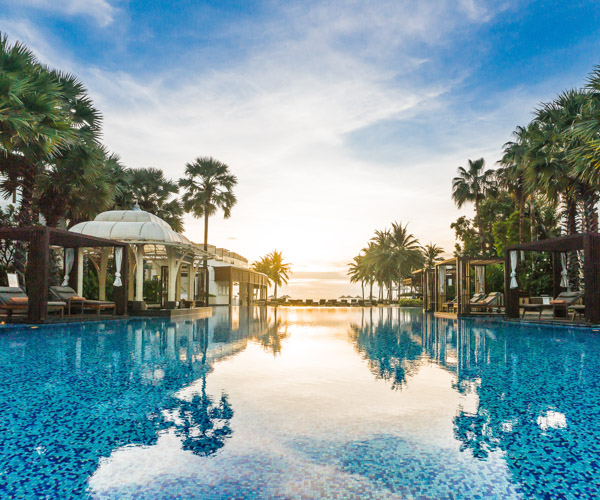 InterContinental Hua Hin pool 2