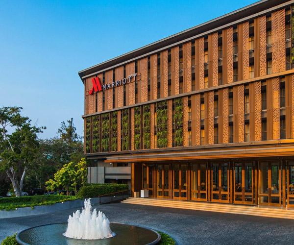 Marriott Hua Hin exterior