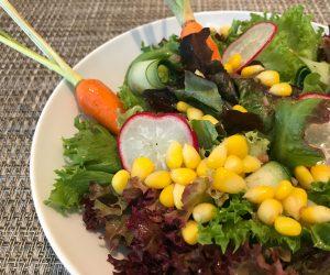 Marriott Hua Hin vegan food 5